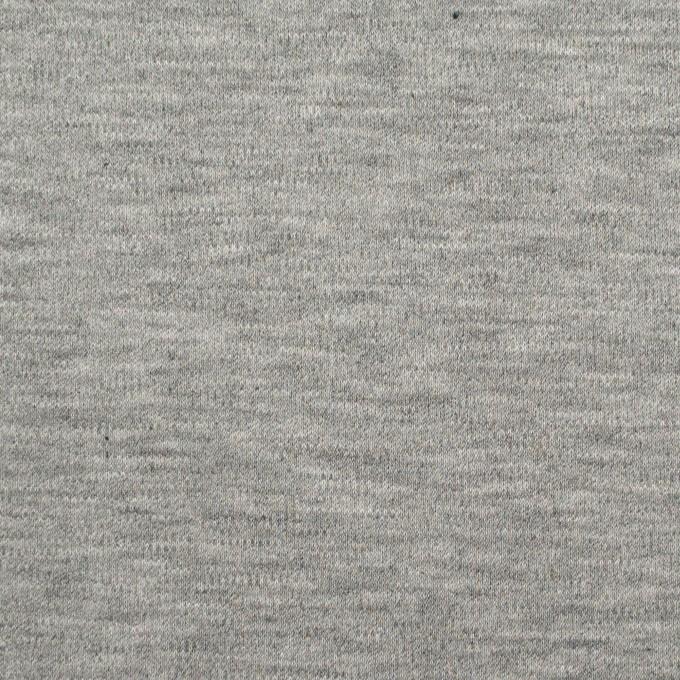 コットン&リヨセル×無地(グレー)×スムースニット イメージ1