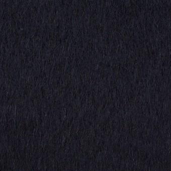ウール&アクリル×無地(ダークネイビー&チャコールグレー)×ビーバー&ツイード サムネイル1
