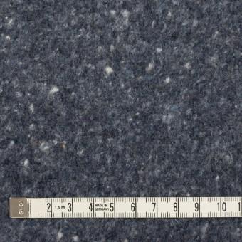 コットン×無地(ブルーグレー)×かわり織 サムネイル4