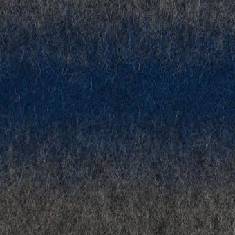 ウール&カシミア×オンブレ(ブルー&グレー)×ビーバー_全2色 サムネイル1
