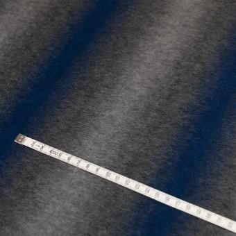 ウール&カシミア×オンブレ(ブルー&グレー)×ビーバー_全2色 サムネイル5