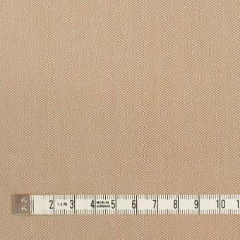 コットン×無地(ベージュ&モカ)×シャンブレーチノクロス_全3色 サムネイル4
