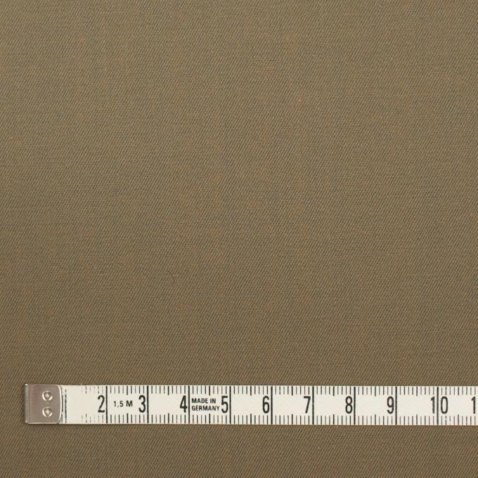 コットン×無地(スレートグリーン&パンプキン)×シャンブレーチノクロス_全3色 イメージ4