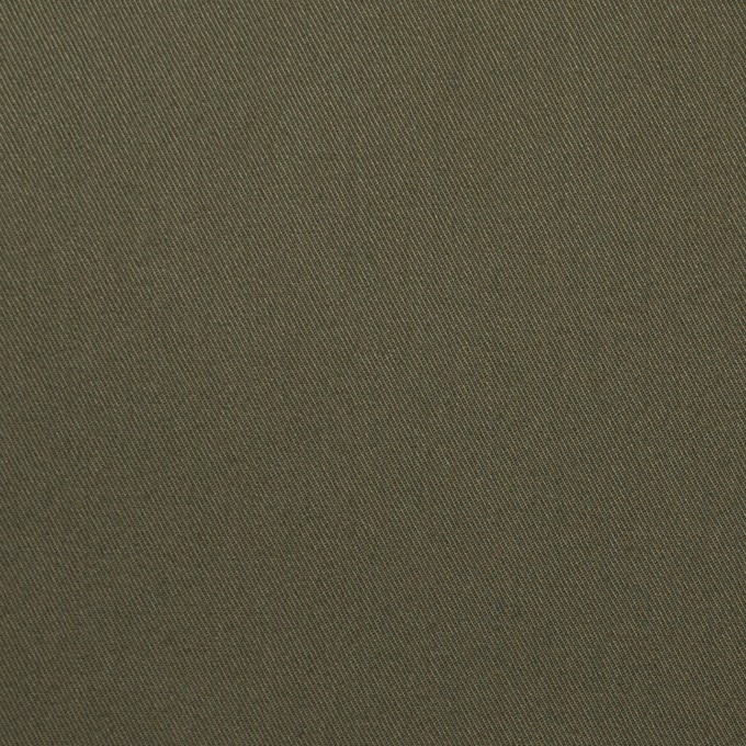 コットン×無地(カーキグレー)×チノクロス_全5色 イメージ1