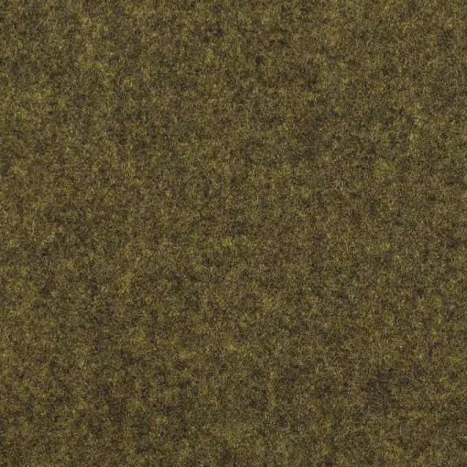 ウール×無地(サファリ)×フラノ(フランネル) イメージ1