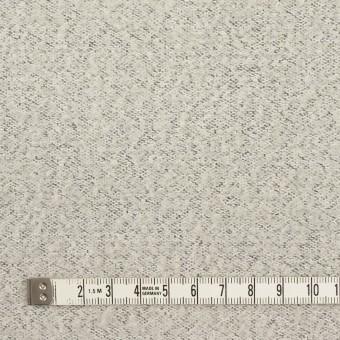 ウール&ナイロン×無地(スレートグレー)×二重織_イタリア製 サムネイル6