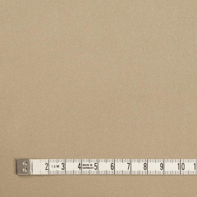 コットン×無地(カーキベージュ)×フランネル イメージ4