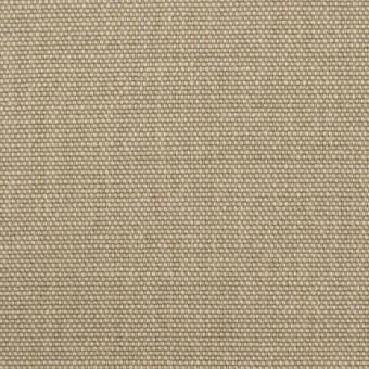 コットン×無地(カーキベージュ)×キャンバス_全3色