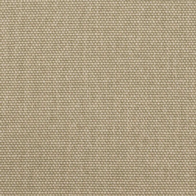 コットン×無地(カーキベージュ)×キャンバス_全3色 イメージ1