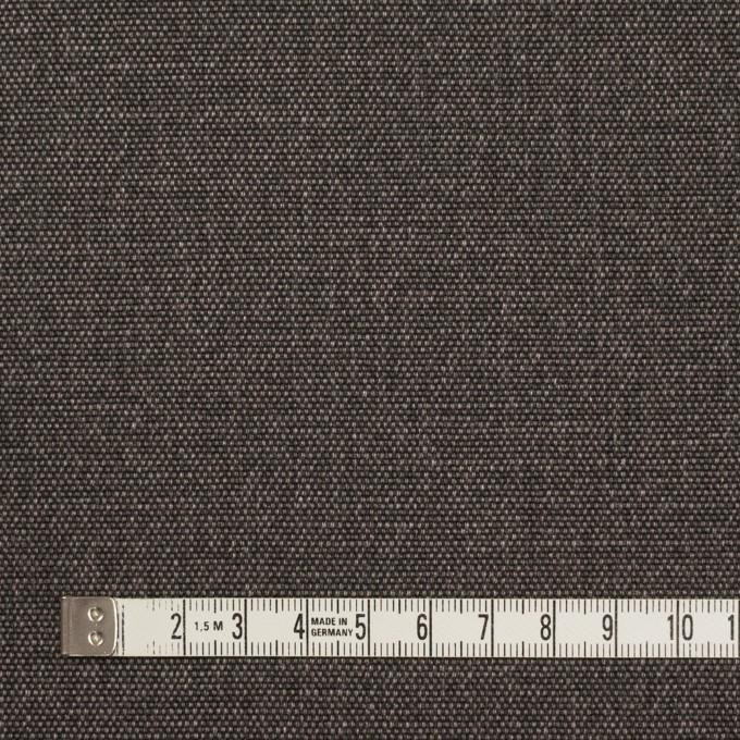 コットン×無地(チャコール)×キャンバス_全3色 イメージ4