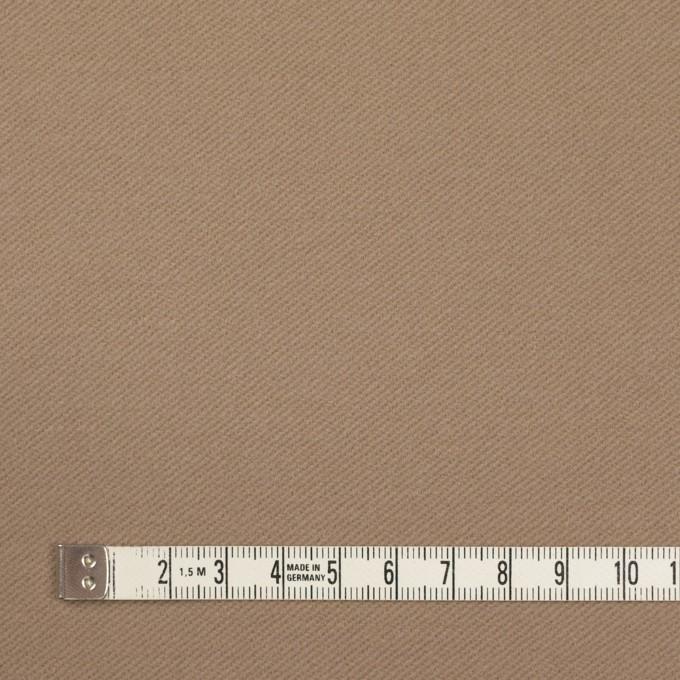 コットン&ポリウレタン×無地(オークル)×ビエラストレッチ_全4色 イメージ4