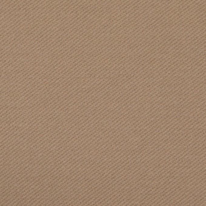 コットン&ポリウレタン×無地(オークル)×ビエラストレッチ_全4色 イメージ1