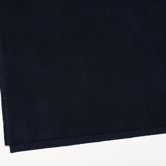 コットン&ポリウレタン×無地(ダークネイビー)×ビエラストレッチ_全4色 サムネイル2