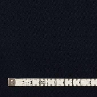 コットン&ポリウレタン×無地(ダークネイビー)×ビエラストレッチ_全4色 サムネイル4