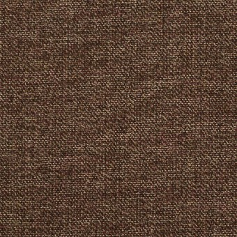 ウール&ポリエステル×無地(カーキブラウン)×ポプリン_イタリア製 サムネイル1