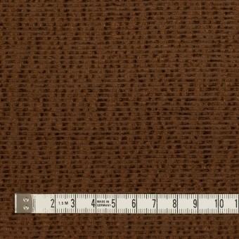 シルク×ボーダー(ブラウン)×ジョーゼット_イタリア製 サムネイル4