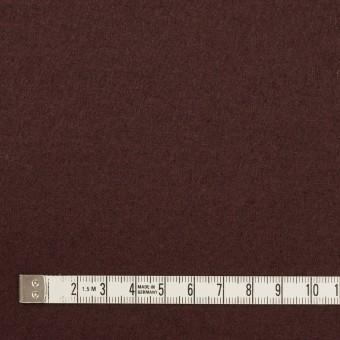 ウール×無地(ココア)×圧縮ニット サムネイル4