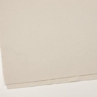 ウール&ナイロン×無地(アイボリー)×かわり織 サムネイル2