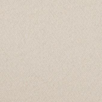 ウール&ナイロン×無地(アイボリー)×かわり織