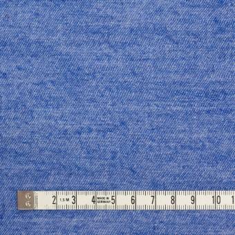 コットン×無地(オリエンタルブルー)×ビエラ サムネイル4