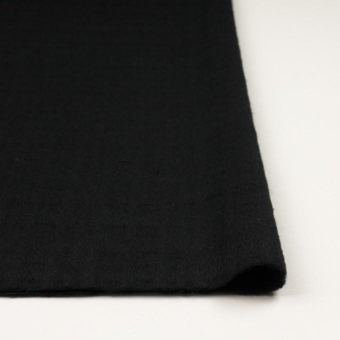 ウール×チェック(ブラック)×ビーバージャガード イメージ3
