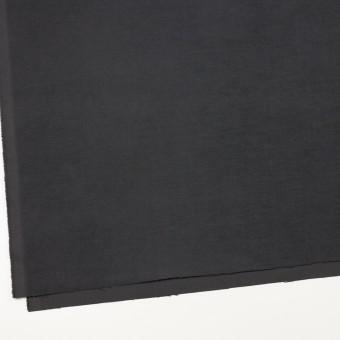 コットン&ポリウレタン×無地(チャコール)×フランネル・ストレッチ_全2色 サムネイル2