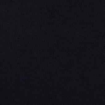 コットン&ポリウレタン×無地(ダークネイビー)×フランネル・ストレッチ_全2色