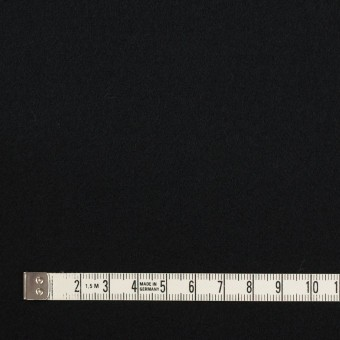 コットン×無地(ブラック)×フランネル サムネイル4