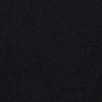 コットン×無地(ブラック)×フランネル