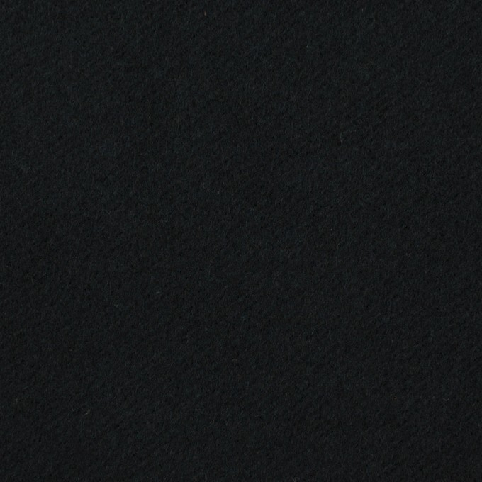 コットン×無地(ブラック)×フランネル イメージ1