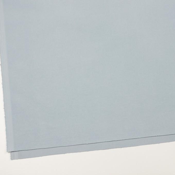 コットン&ポリウレタン×無地(サックス)×ビエラストレッチ_全3色 イメージ2