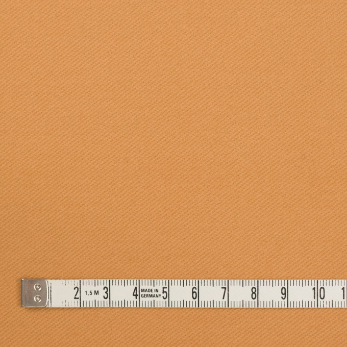 コットン&ポリウレタン×無地(ペルシアンオレンジ)×ビエラストレッチ_全3色 イメージ4