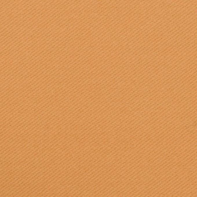 コットン&ポリウレタン×無地(ペルシアンオレンジ)×ビエラストレッチ_全3色 イメージ1