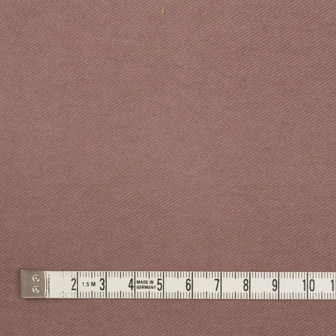コットン&ポリウレタン×無地(オールドローズ)×ビエラストレッチ_全3色 イメージ4