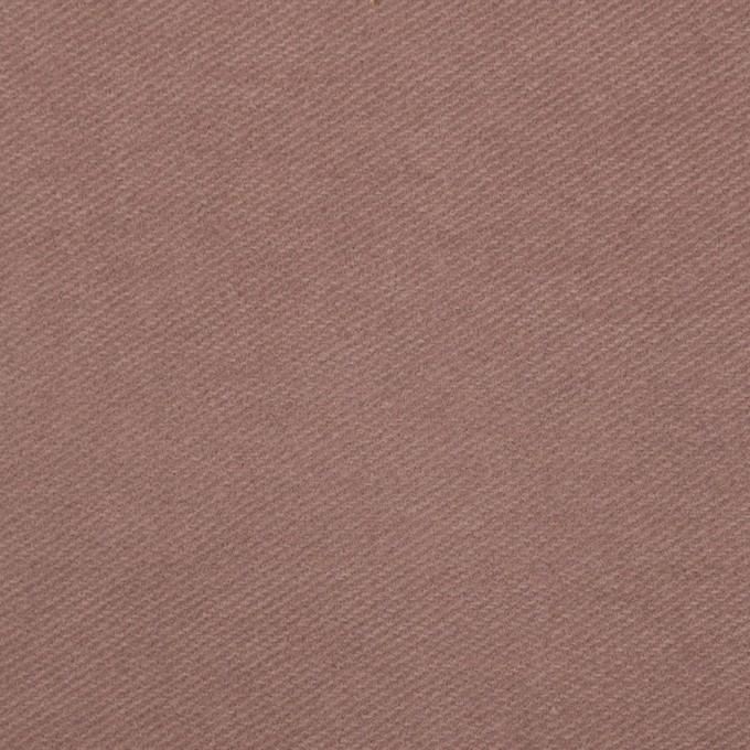コットン&ポリウレタン×無地(オールドローズ)×ビエラストレッチ_全3色 イメージ1
