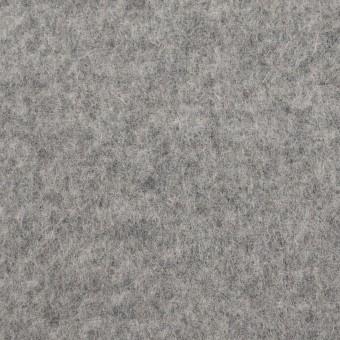 ウール&ナイロン×無地(グレー)×かわり織