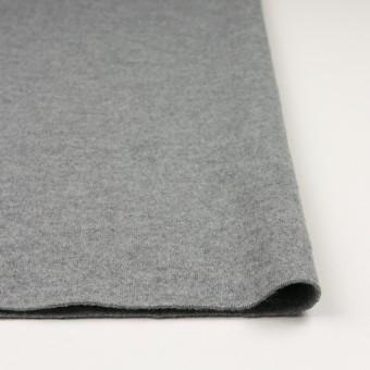 ウール&ナイロン×無地(グレー)×圧縮ニット サムネイル3