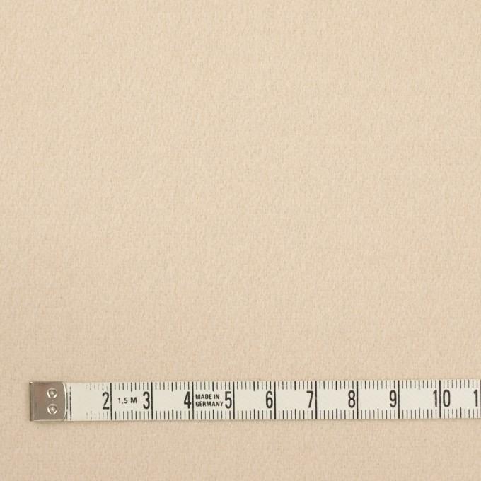 ウール×無地(バニラ)×ビーバー イメージ4
