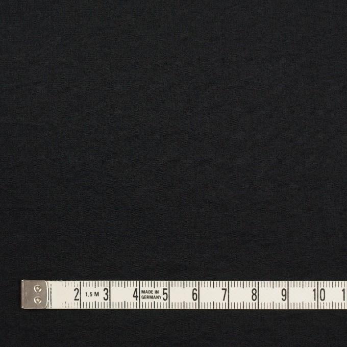 シルク&ナイロン(チャコールブラック)×ポプリン イメージ4