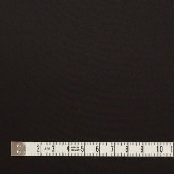 ウール&シルク混×無地(ブラック)×オーガンジー_イタリア製 サムネイル4