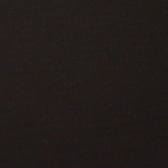 ウール&シルク混×無地(ブラック)×オーガンジー_イタリア製