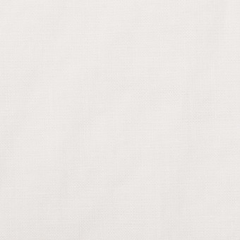 リネン×無地(ホワイト)×薄キャンバス_全20色 サムネイル1