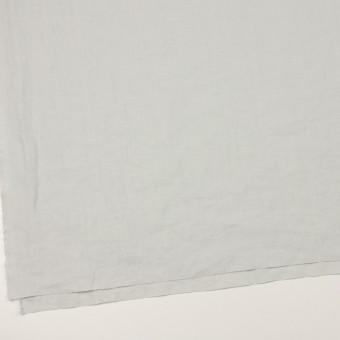 リネン×無地(ペールグレー)×薄キャンバス_全25色 サムネイル2