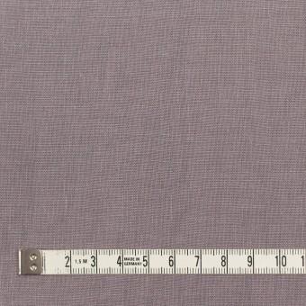 リネン×無地(スモーキーパープル)×薄キャンバス_全20色 サムネイル4