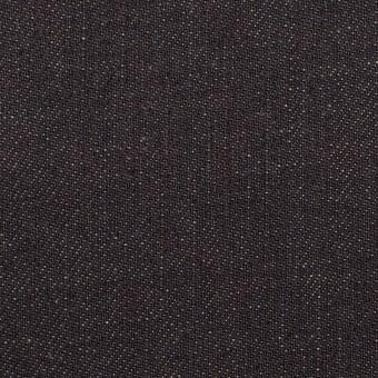 コットン&リネン×無地(ディープインディゴ)×デニム(11oz)