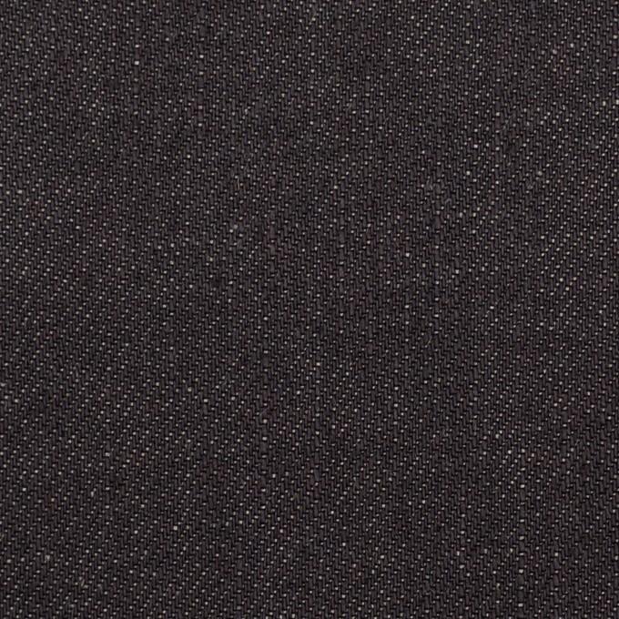 コットン&リネン×無地(ディープインディゴ)×デニム(11oz) イメージ1
