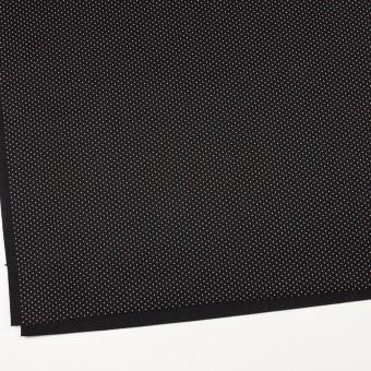 コットン×ドット(ブラック)×ポプリン サムネイル2
