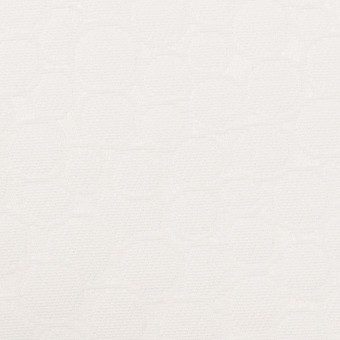 コットン×サークル(オフホワイト)×サテンジャガード サムネイル1