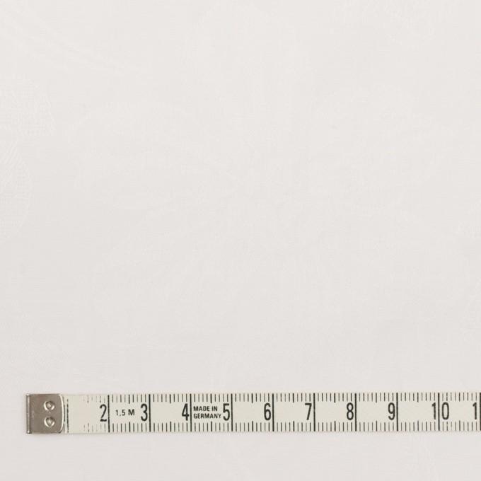 コットン×フラワー(オフホワイト)×ローンジャガード イメージ4