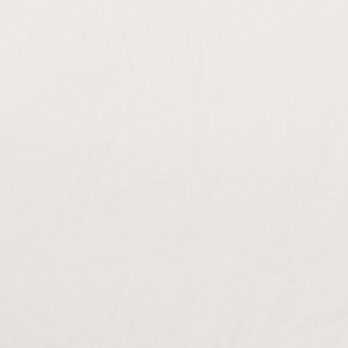 コットン×無地(オフホワイト)×ブロードワッシャー イメージ1